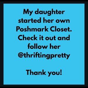 My Daughter Started A Poshmark Closet!